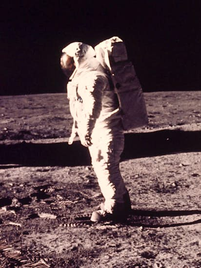Dallas author warns about Apollo 11 moon landing hoax theories, but