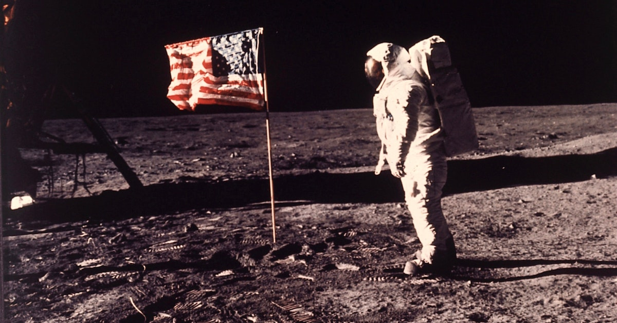 Dallas author warns about Apollo 11 moon landing hoax theories, but says we can and will go back...