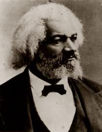 Frederick Douglass(Smithsonian Institution/National Portrait Gallery)