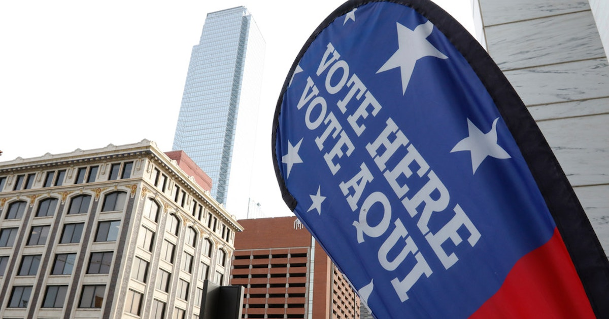 Dallas County voters soon could be able to cast ballots at any poll on Election Day – and...