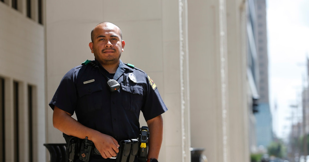 For Dallas-area officers coping with trauma after July 7 ambush and