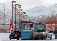 Barista Samantha Koenig, 18, was abducted from the Common Grounds coffee hut in Anchorage, Alaska, on Feb. 1, 2012.(2013 File Photo/The Associated Press)