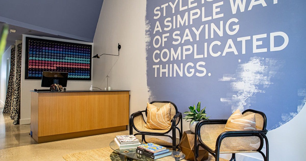 New tailor shop in Uptown Dallas is a great fit for the neighborhood's renewed energy...