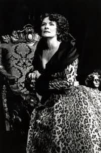 Betty Buckley as Norma Desmond in the 1995 Broadway production of <i>Sunset Boulevard</i>.(Joan Marcus)