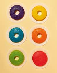 Bonilla Vanilla Cakes from <i>The Power of Sprinkles</i>.(Henry Hargreaves)