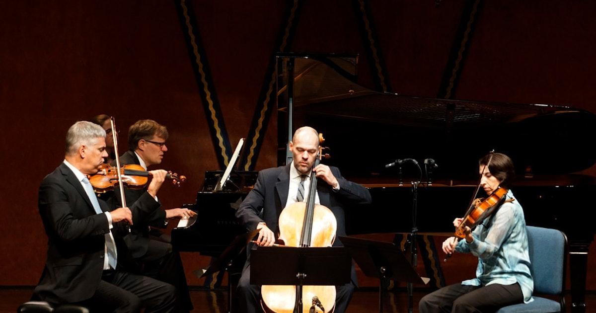Rousing hymn singing, virtuoso organ playing and enterprising chamber music programs...