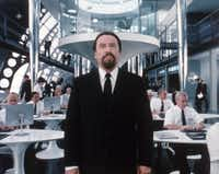 Rip Torn stars as Zed, MIB's chief head of operations, in the Columbia Pictures Sci-Fi Adventure Comedy, 'Men In Black II.'   2002 Columbia Pictures. (Melinda Sue Gordon/Columbia Picture)