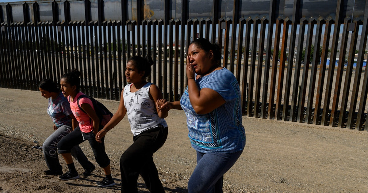 Letters - Conditions at the border anger many readers who beg for immigration reform...
