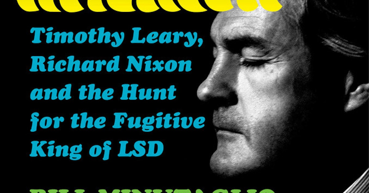 Texas writers' book on Timothy Leary gets the TV treatment with Woody Harrelson to star...