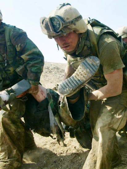 Is Our Mission In Afghanistan Worth >> Here S What Two Dallas Area Veterans Say About Afghanistan And Iraq