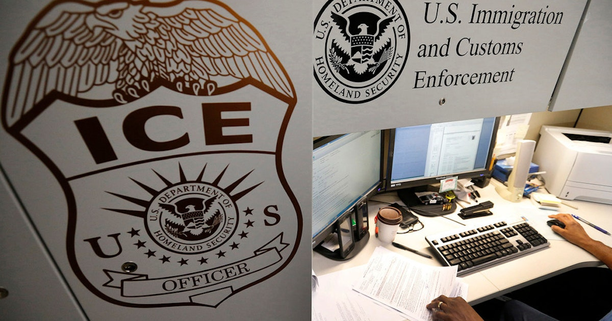 Nationwide ICE raids planned for Sunday, New York Times reports