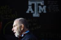 Texas A&M President Michael Young said those responsible for producing a racist video would be dealt with appropriately, although privacy concerns meant that the punishments could not be announced publicly.(DMN file photo)