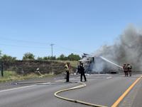 <br>(Flower Mound Fire Department on Twitter)