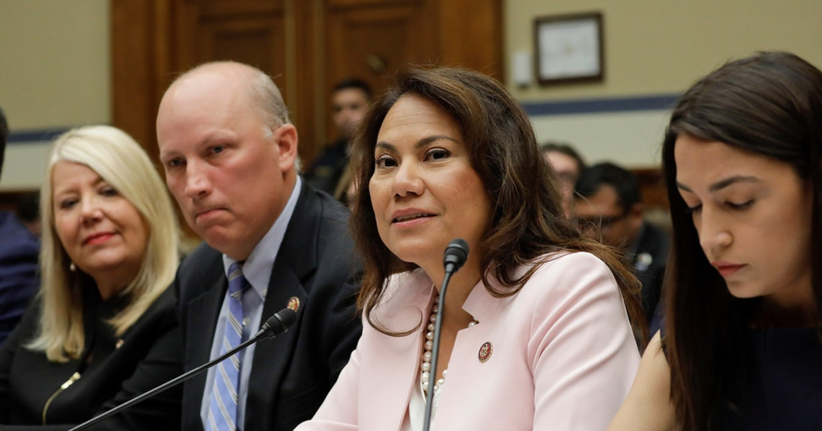 'Two different universes': Top Texans in Congress clash over what Trump's migrant policies have...