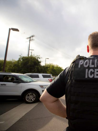 False rumors of ICE raids stir fears in Dallas as nationwide