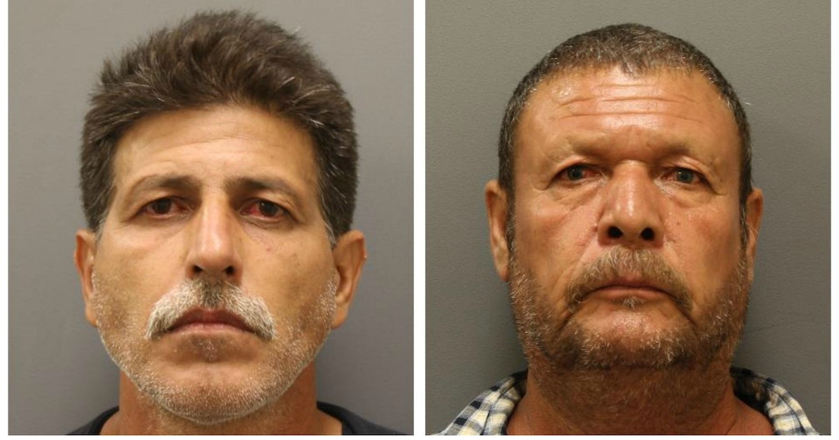 Two men arrested after crash near UNT leads Denton police to 38 pounds of meth...
