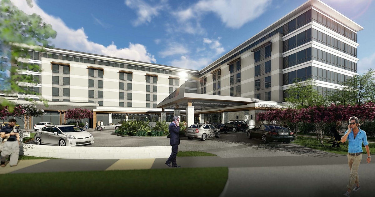 New hotel, mixed-use project on the way in Southlake...