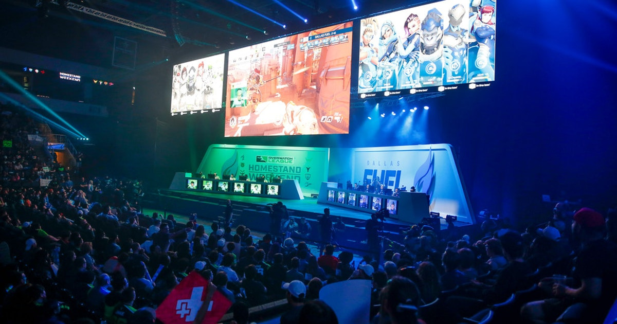Dallas Fuel's success drives Overwatch League to expand esports home games...