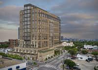 The new Weir's Furniture office and retail building will open in 2021.(GFF)