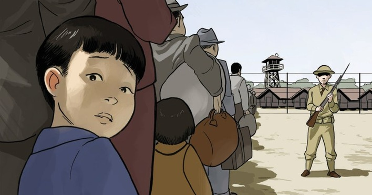 George Takei has talked about his family's internment before, but never quite like this...