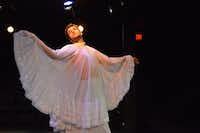 Colby Calhoun co-wrote and stars in Very Good Dance Theatre's <i>The 1st Annual Gay Show</i> at the Festival of Independent Theatres.(Festival of Independent Theatres)