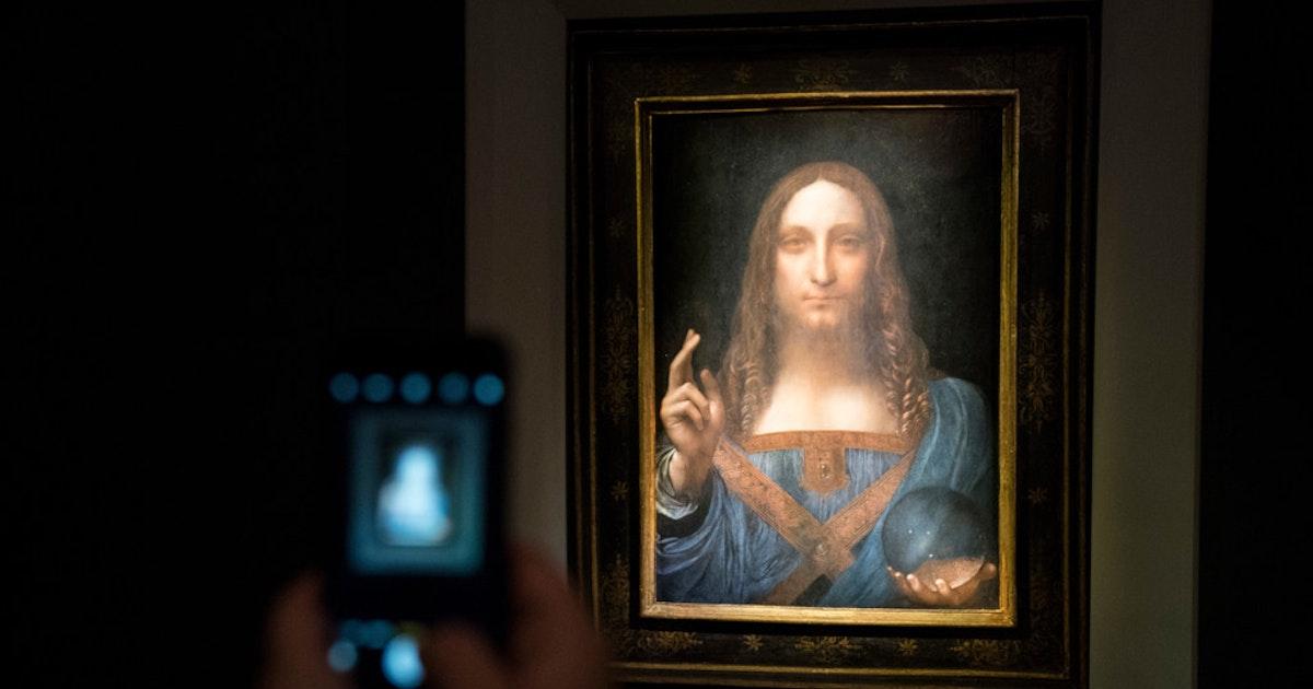 Daniel Silva's new novel features Leonardo da Vinci painting with a Dallas connection...