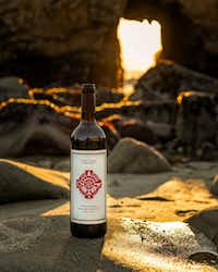 """Due Santi Rosso is a red blend of cabernet and merlot produced by the University of Dallas.(University of Dallas/<p><span style=""""font-size: 1em; background-color: transparent;"""">Michael Housewright</span><br></p><p></p>)"""