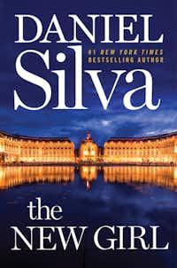 Daniel Silva's 22nd novel, <i>The New Girl</i>, features his popular hero Gabriel Allon, an Israeli spy who also works as an art restorer.&nbsp;(Harper Collins)