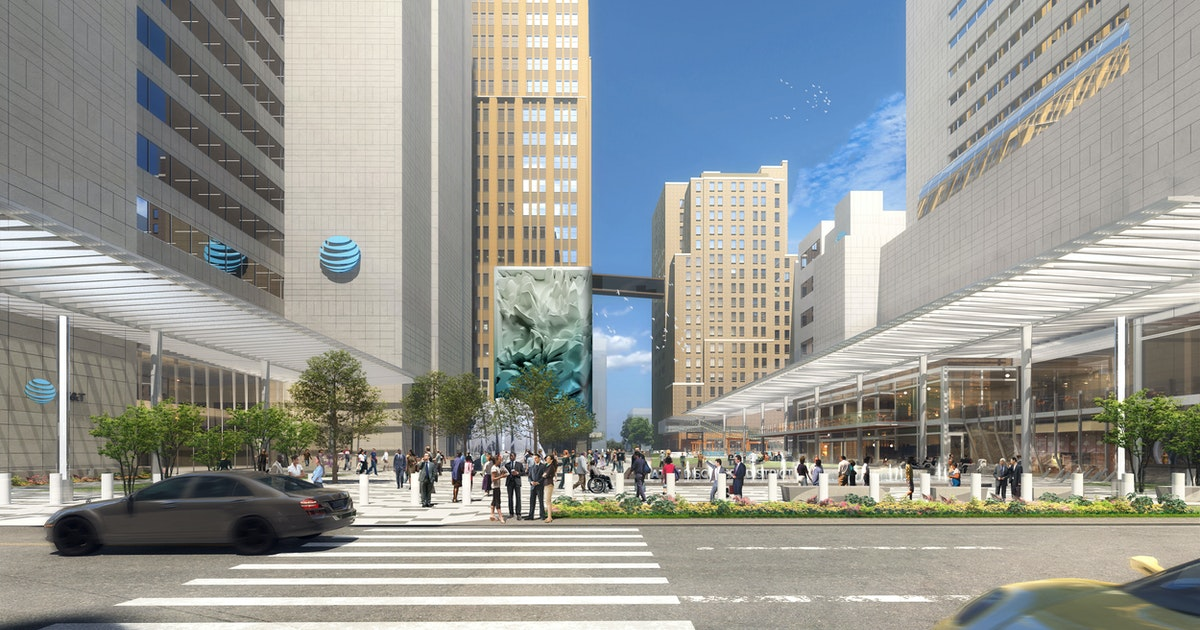 AT&T's downtown Dallas district will draw thousands with entertainment, eats and digital...