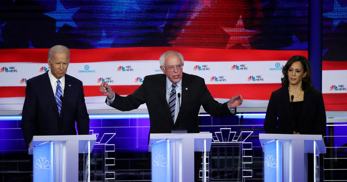 Lottery is destiny for second Democratic debate...