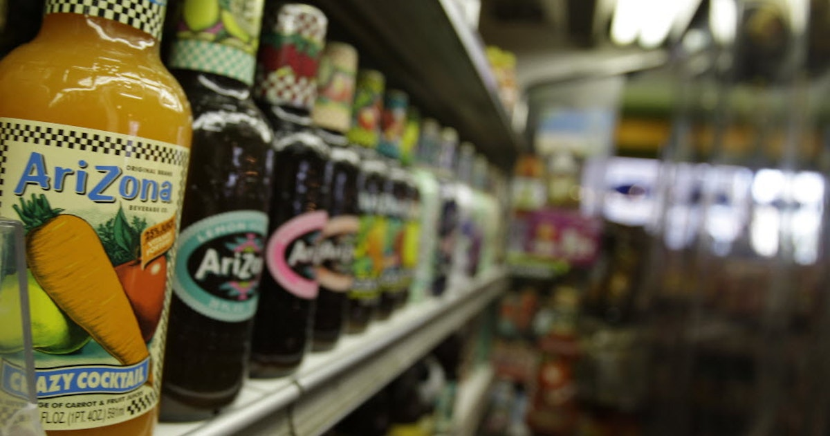 15-year-old Texas boy accused of drinking supermarket beverage and putting it back on shelf...