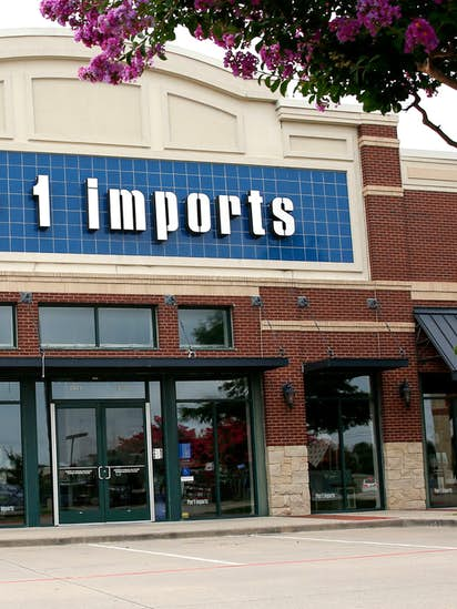 Pier 1 Imports hires new president, CFO with experience at its top