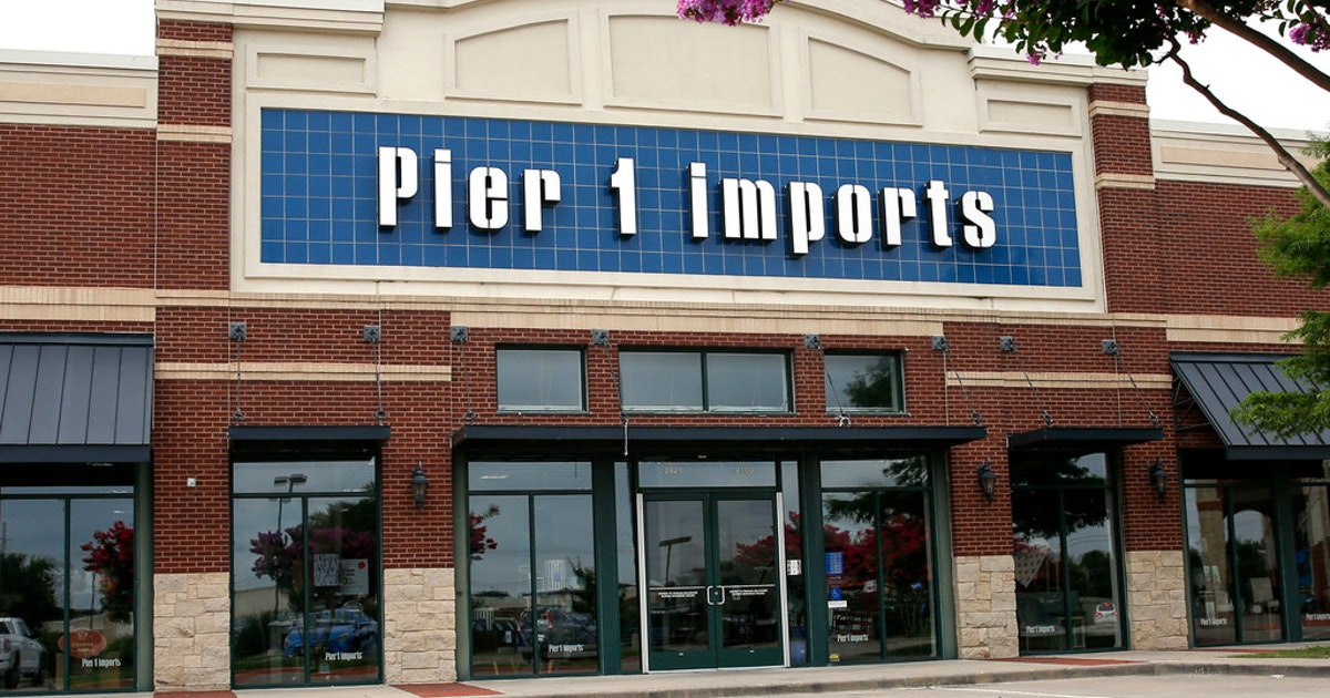 Pier 1 Imports names new CFO and president formerly at Crate & Barrel, Restoration Hardware...