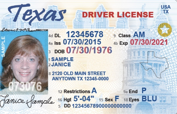 updating your driving licence photo