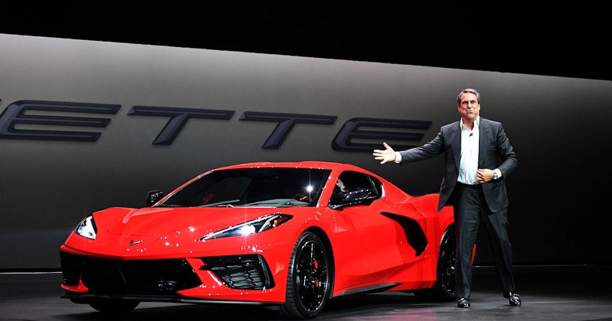 Eighth generation Corvette takes on European high-performance sports cars...