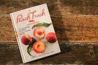 """""""The Peach Truck"""" cookbook(Ryan Michalesko/Staff Photographer)"""