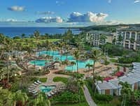 The Ritz-Carlton, Kapalua stretches across the Maui coast and offers guests a sparkling poolside escape.(The Ritz-Carlton, Kapalua)
