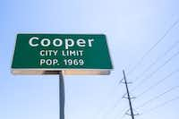 Cooper is an agricultural community in Delta County.(Lynda M. Gonzalez/Staff Photographer)
