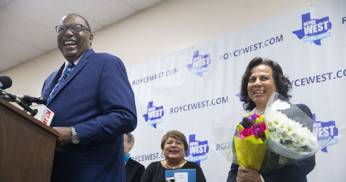 Dallas' Royce West in Senate race, confusion over Texas' hemp law, what frustrated Border Patrol...