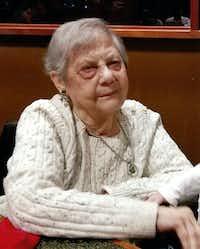 Doris Wasserman died at The Tradition-Prestonwood on Dec. 23, 2017.