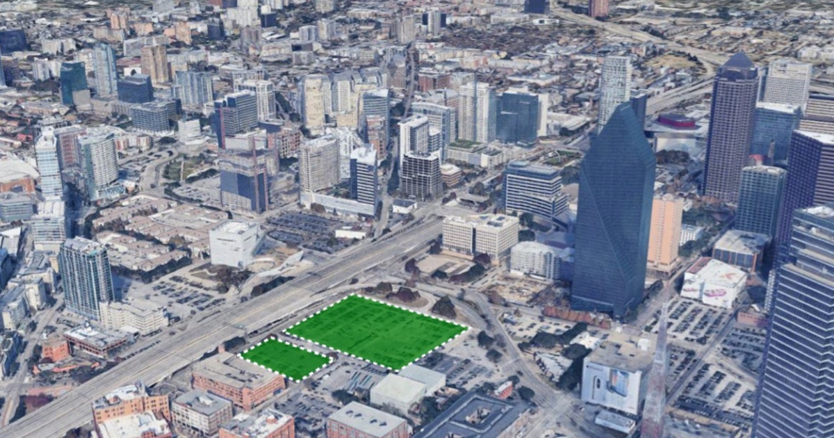 Sold! One of the biggest building sites in downtown Dallas changes hands...