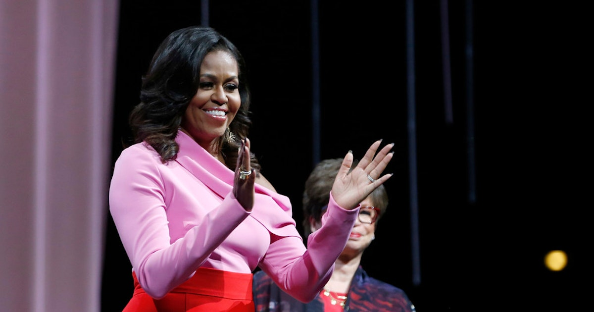Michelle Obama to lead off speaker series at Winspear Opera House...