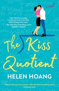 A screenplay is in the works for Helen Hoang's <i>The Kiss Quotient</i>.(Berkley)