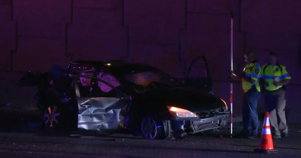 Woman killed after being ejected in crash, struck by traffic on I-35W in Fort Worth...