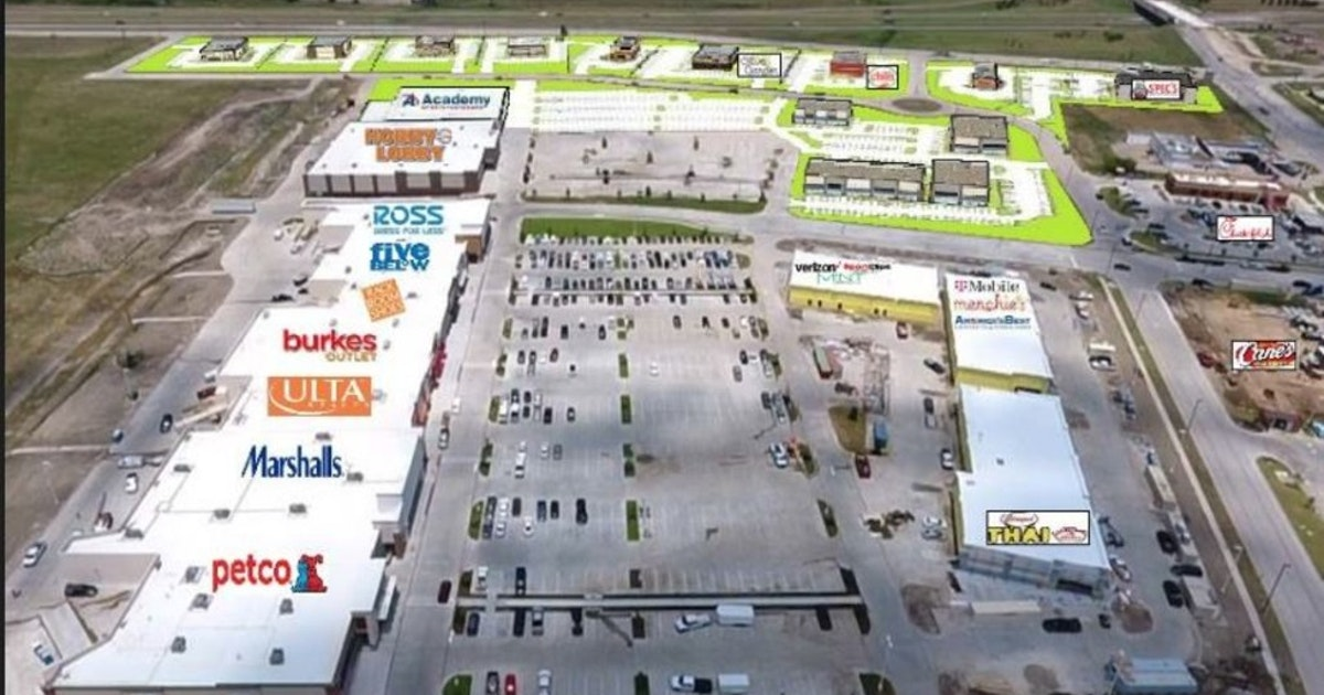 First came Buc-ee's and now smalltown Terrell's new big box stores are opening...