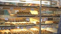 Rows of freshly-baked items make for an irresistible aroma at the Czech Stop, a famous bakery in West, Texas.(Courtesy photo/Courtesy photo)