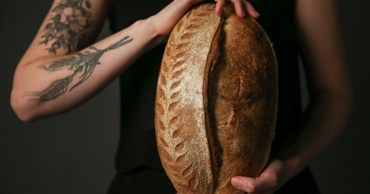 McKinney baker uses nature as the inspiration for her pastries...