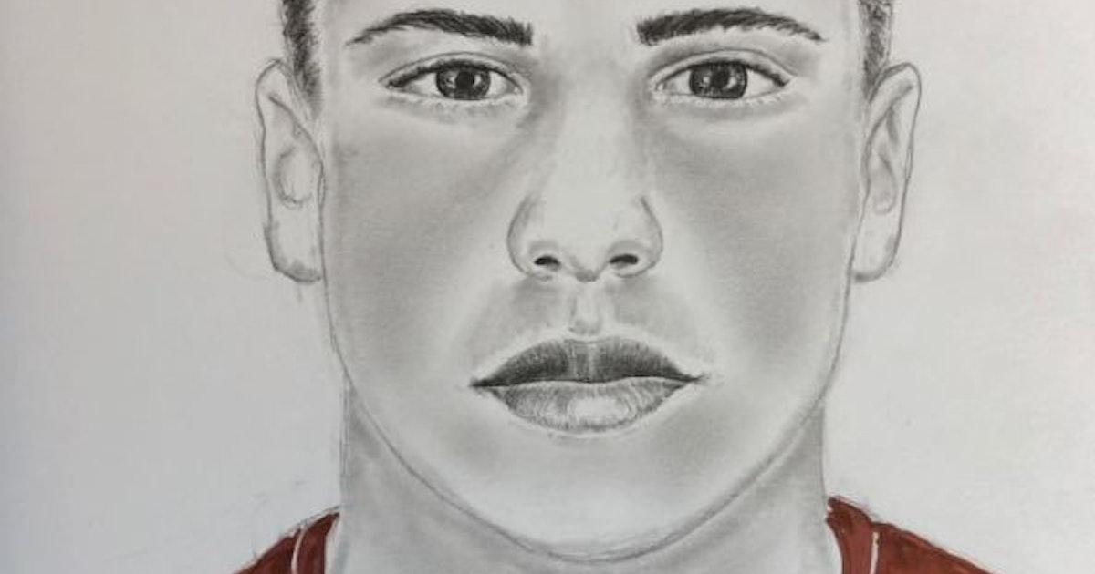 Dallas police release sketch of man suspected of fatally