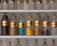 The Stabler-Leadbeater Apothecary Museum, one of America's earliest pharmacies, offers an intriguing look at the Colonial period's pharmaceutical industry. Harry Potter fans will enjoy the various potion ingredients.(Erik Patten/Visit Alexandria)