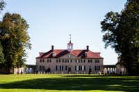 Mount Vernon, the home of George and Martha Washington, is an easy day trip from Alexandria.(Ashley Landis/Staff Photographer)